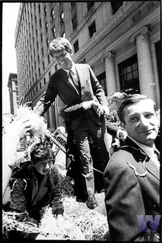 Robert F. Kennedy Fine Art Print