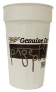 Robert Plant Plastic Cup
