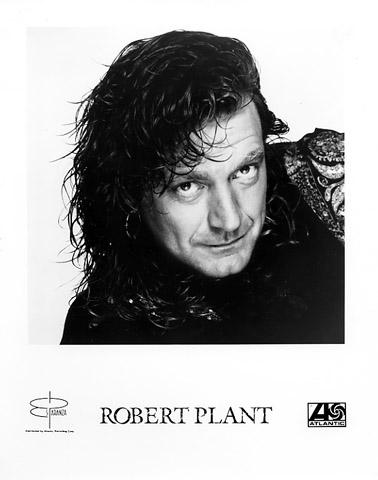 Robert PlantPromo Print
