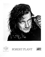 Robert Plant Promo Print