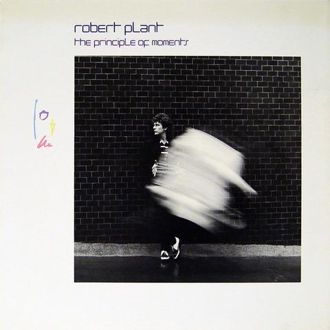 Robert Plant Vinyl (Used)