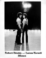 Robert Sheilds &amp; Lorene Yarnell Promo Print