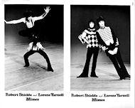 Robert Sheilds & Lorene Yarnell Promo Print