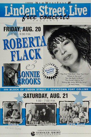Roberta Flack Poster