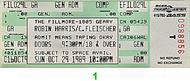Robin Harris 1980s Ticket