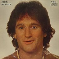 Robin Williams Vinyl (Used)