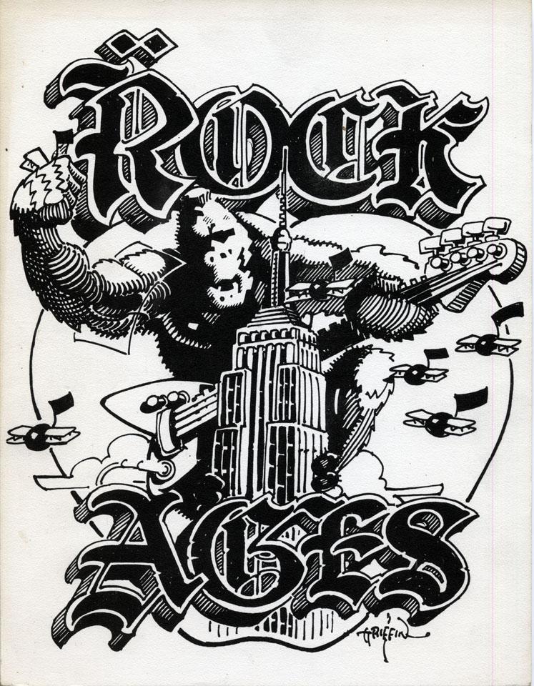 Rock AgesHandbill