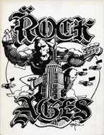 Rock Ages Handbill