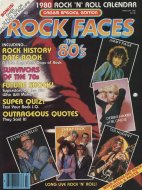 Rock Faces The 80's Magazine