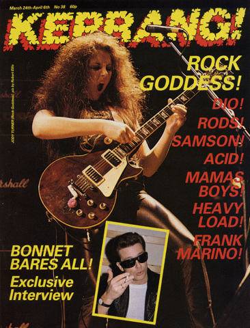 Rock Goddess Magazine