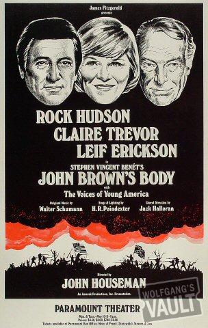 Rock Hudson Poster