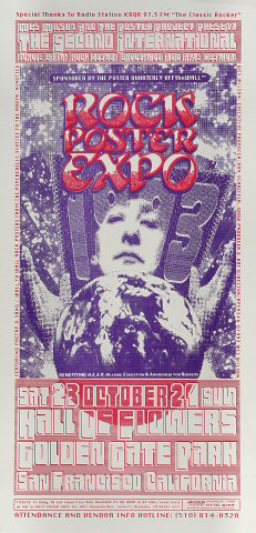 Rock Poster Expo Poster
