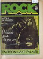 Rock Vol. 3 No. 10 Magazine