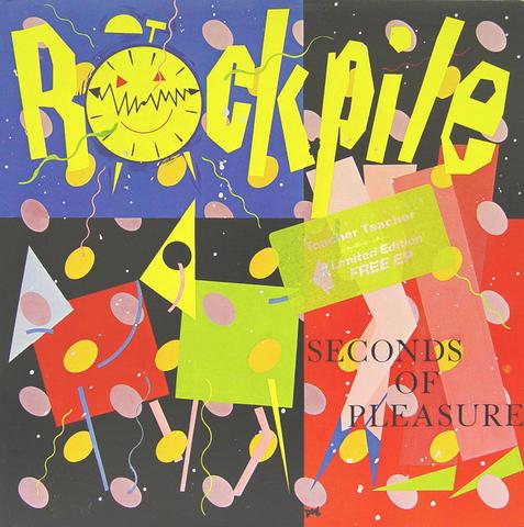 """Rockpile Vinyl 12"""" (Used)"""