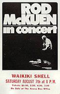 Rod McKuen Poster