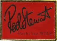 Rod Stewart Pin
