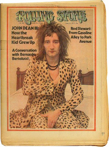 Rod StewartRolling Stone Magazine