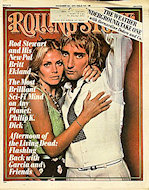 Rod Stewart Rolling Stone Magazine