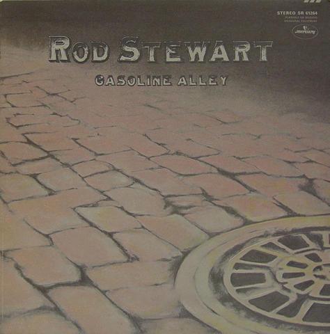Rod Stewart Vinyl (Used)