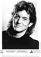 Rodney Crowell Promo Print