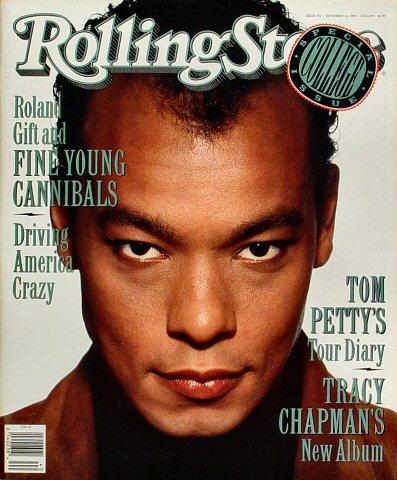 Roland GiftRolling Stone Magazine