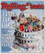 Rolling Stone Issue 1012 Magazine