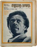 Rolling Stone Issue 35 Magazine