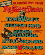 Rolling Stone Issue 426/427, Super Summer Double Issue Magazine