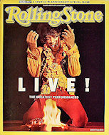 Rolling Stone Issue 501 Magazine