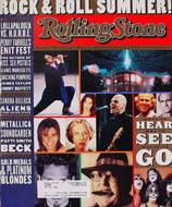 Rolling Stone Issue 736 Magazine