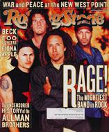Rolling Stone Issue 826 Magazine