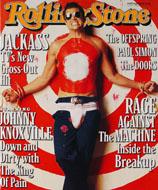 Rolling Stone Issue 861 Magazine