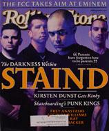 Rolling Stone Issue 873 Magazine