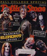 Rolling Stone Issue 879 Magazine