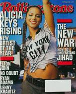 Rolling Stone Issue 881 Magazine