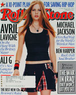 Rolling Stone Issue 918 Magazine