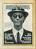 Rolling Stone Issue 98 Magazine