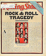 Rolling Stone Magazine, Issue 309 Magazine