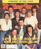 Kenney Jones Magazine