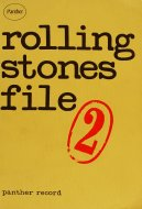 Rolling Stones File 2 Book