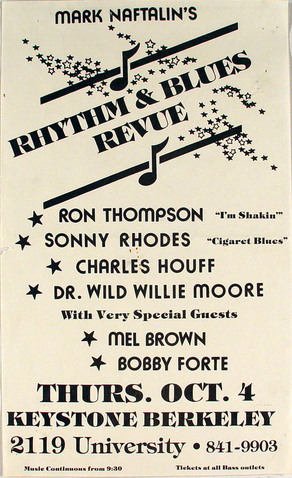 Ron Thompson Poster