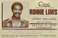 Lenny Williams Poster