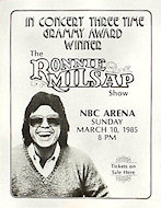 Ronnie Milsap Handbill