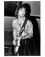 Ronnie Montrose Vintage Print