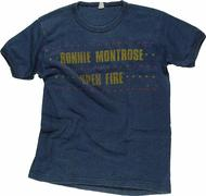 Ronnie Montrose Women's Vintage T-Shirt