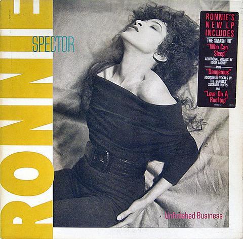 Ronnie Spector Vinyl (Used)