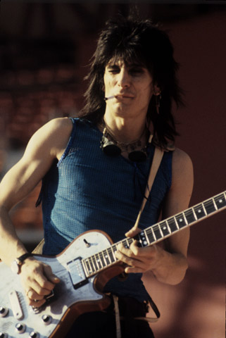 Ronnie Wood BG Archives Print
