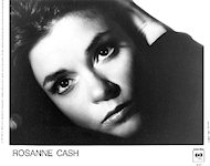 Rosanne Cash Promo Print