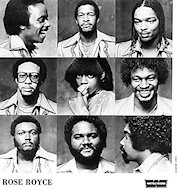 Rose Royce Promo Print