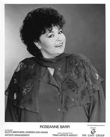 Roseanne BarrPromo Print